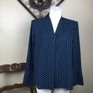 NWT THE LIMITED LONG SLEEVE CAREER BLOUSE
